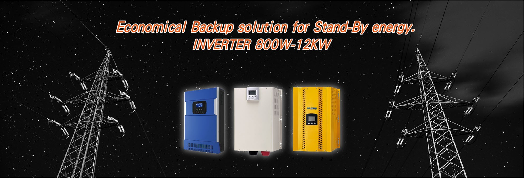 Economical Backup solution for Stand-By energy